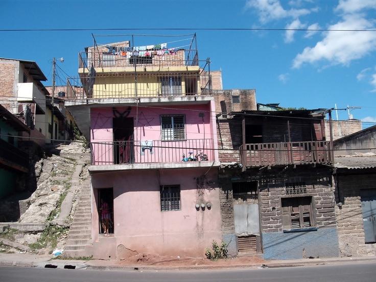 Honduran home