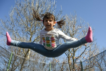 Girl Happy Outdoor Happy Kid Happy Kids Playing